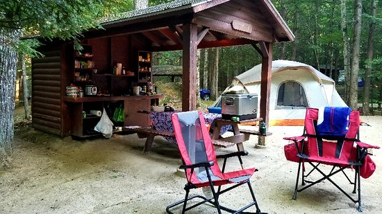 Papoose Pond Family Campground & Cabins: 20180831_173549_large.jpg