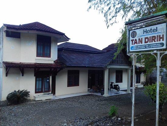 Maninjau, إندونيسيا: hotel tandirih