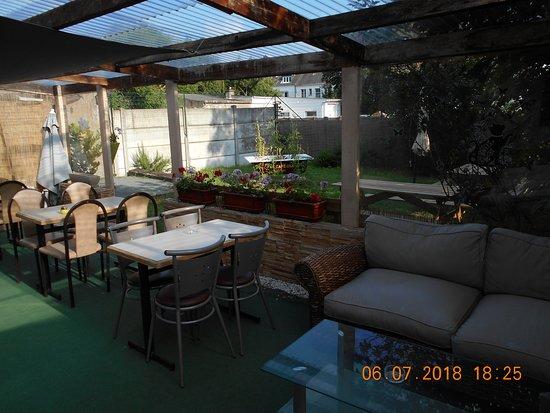 Donges, Francja: Le salon sous terrasse