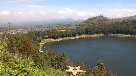 Wonosobo, Indonesien: Telaga Menjer