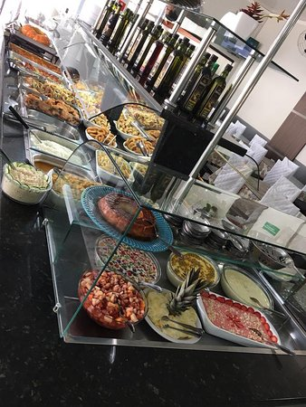 Matao, SP: buffet