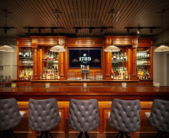 1789 Restaurant Washington Dc Georgetown Menu Prices