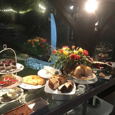 Durrus, أيرلندا: Loft Apartment and buffet deserts