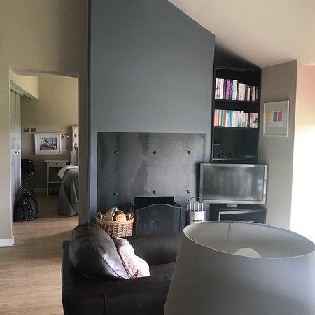Durrus, Ireland: Loft Apartment and buffet deserts