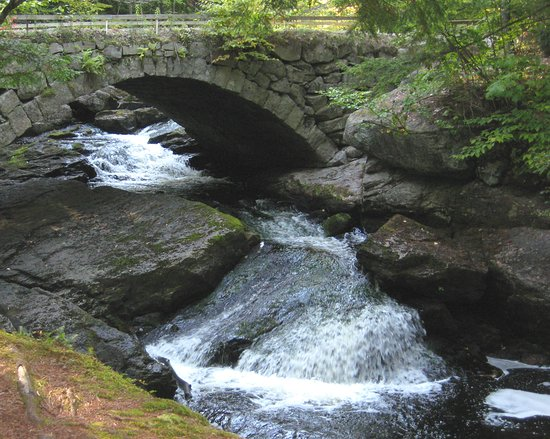 Five Stone Arch Bridges