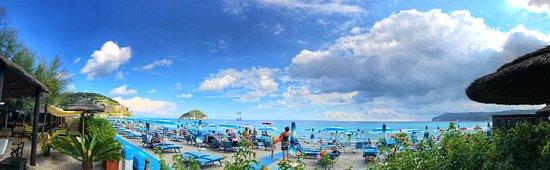 Hele leuke beachclub