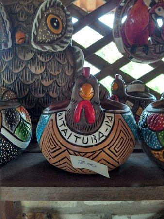Itaituba, PA: Exemplo de artesanto regional.
