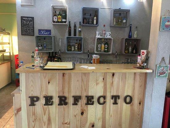Panagyurishte, Bulgaria: our bar