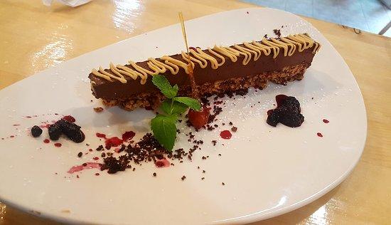 Panagyurishte, Bulgaria: chocolate is always the right choice !