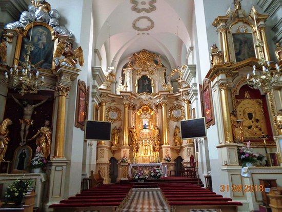 Church and Monastery
