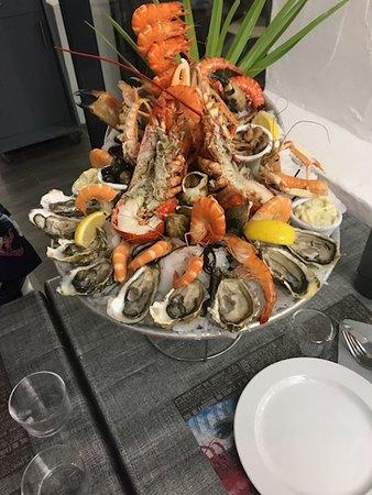 La Table De L'Ocean Photo