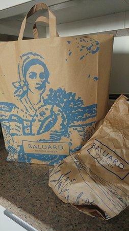 Baluard Barceloneta: Mi bolsita de la compra