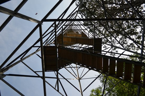 Mountain, Висконсин: the tower