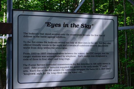 Mountain, Ουισκόνσιν: the tower info