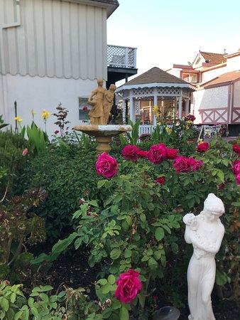 Entance - Bild från Rose Garden Inn, Berkeley - TripAdvisor