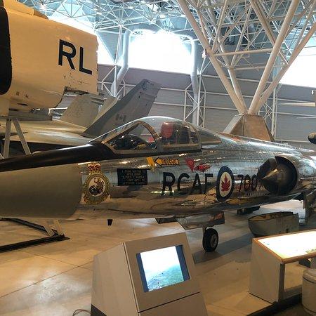 Musée de l'aviation et de l'espace du Canada: photo2.jpg