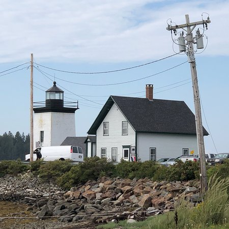 Islesboro, ME: Grindel Point Light