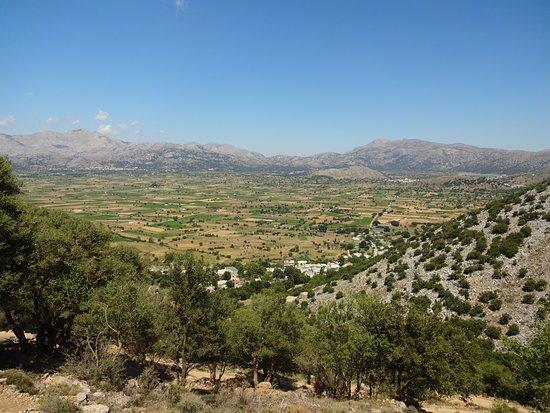 Lassithi Plateau: Die Lassithi Ebene