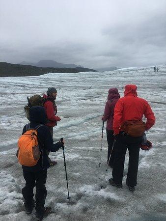 McCarthy, Αλάσκα: Root Glacier traverse