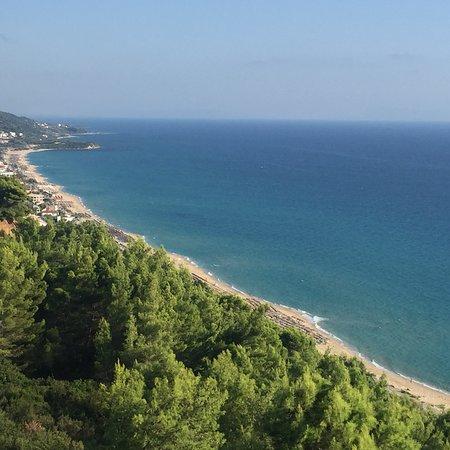 Loutsa Beach