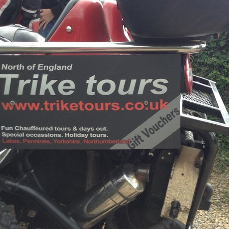 North of England trike tours: photo2.jpg