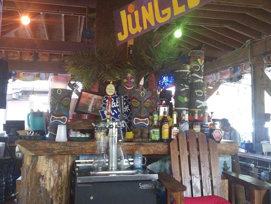 Jungle bar - Tiki bar