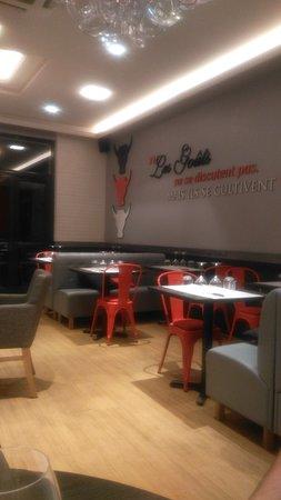l 39 assiette au b uf villeneuve d 39 ascq restaurantbeoordelingen tripadvisor. Black Bedroom Furniture Sets. Home Design Ideas