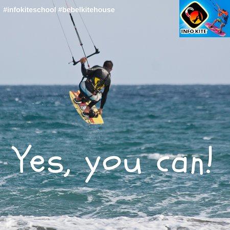 Info Kitesurfschool