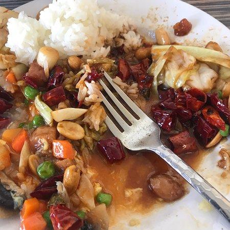 Excellent Asian cuisine