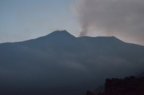 Sicily Sensations: Panorama dei crateri sommitali