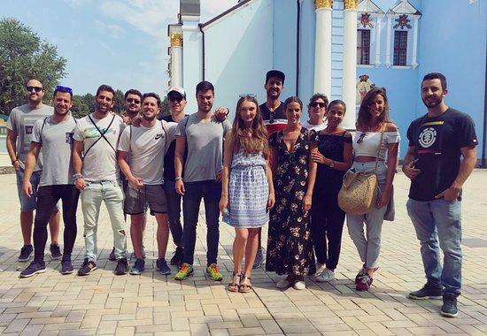 Hola Kyiv Tour