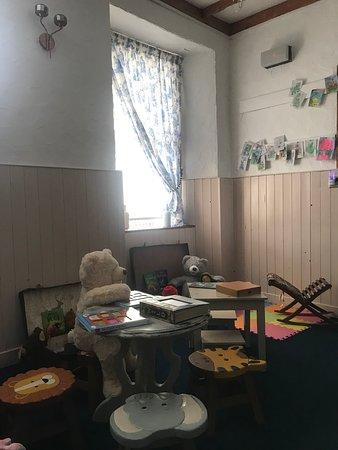Aberchirder, UK: Wee children's corner