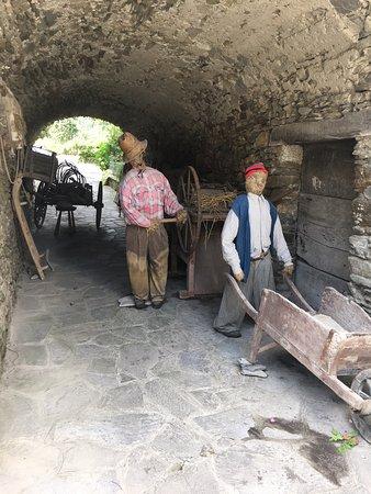 Monterosso Grana, إيطاليا: la carriola