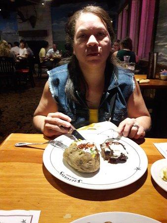 Saltgrass Steak House: 20180901_215041_large.jpg