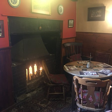 "Holne, UK: A ""Trad pub"" sadly not many of these left"