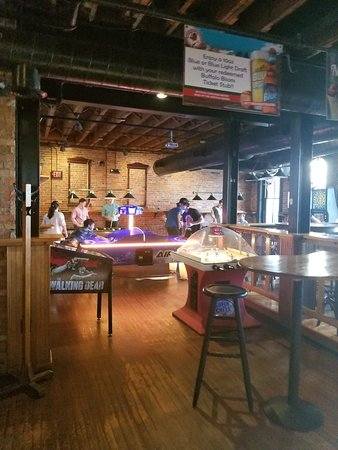 Pearl street grill brewery buffalo menu prices restaurant reviews tripadvisor - Buffalo american bar and grill ...
