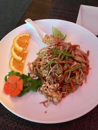 Altamont, Нью-Йорк: Chicken Pad Thai