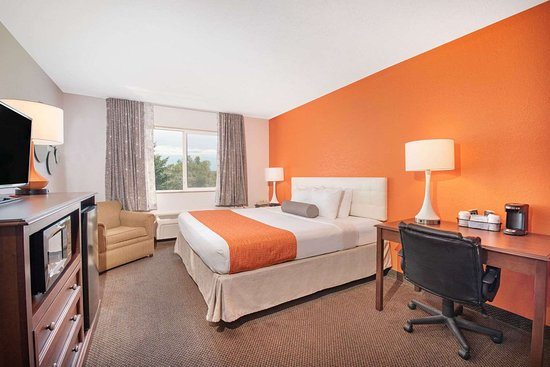 Oacoma, SD: Guest room