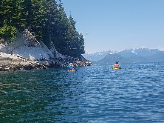 North Coast Kayak Adventures: Paddling Devastation Sound