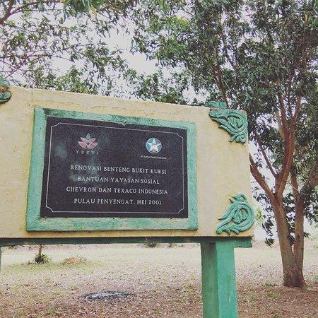 Wisata religi di pulau sejarah