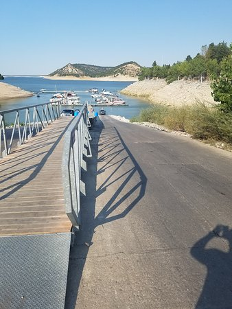 Glendo, WY: Not Friendly Boat Ramps