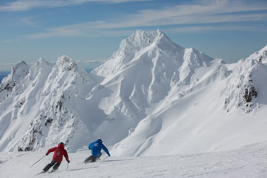 Tongariro National Park, New Zealand: Private ski lessons help even the most experienced skiers at Whakapapa