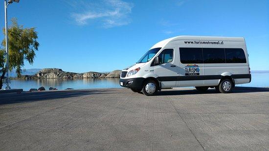 Chile Chico, Chile: Minibus