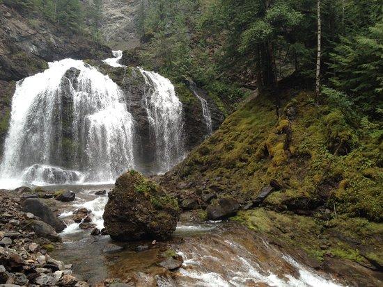 Wells Gray Provincal Park, Καναδάς: McDiarmid Falls
