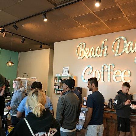 Beach Day Coffee