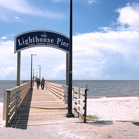 Photo0 Jpg Picture Of Biloxi Lighthouse Pier Tripadvisor
