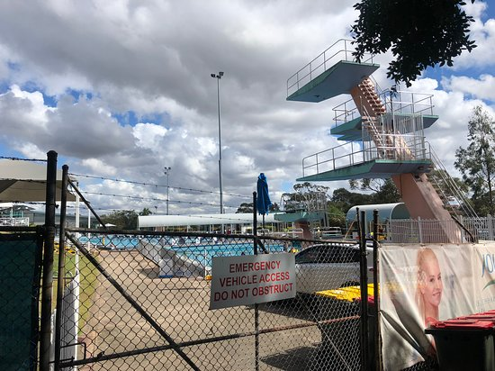 Leichhardt Park Aquatic Centre