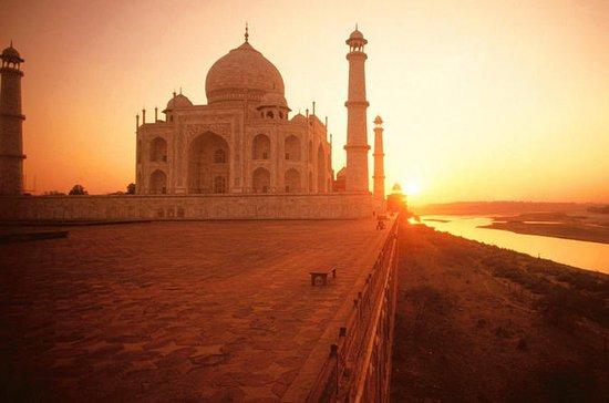 4 horas Excursão de Tajmahal de Jaipur...