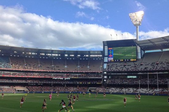 Sports Tour of Melbourne with MCG...