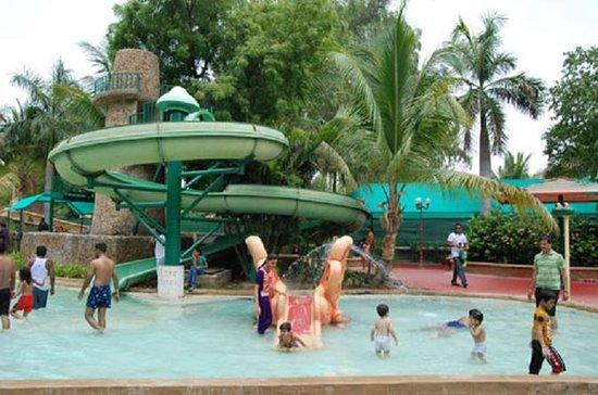 Splash Het toegangsticket Waterpark